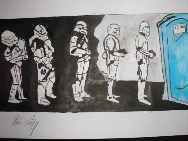 Stormtrooper par Coffee58